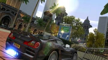 Скриншот Burnout Dominator