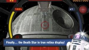 миниатюра скриншота Star Wars Arcade: Falcon Gunner