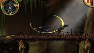 миниатюра скриншота Zorro: Shadow of Vengeance