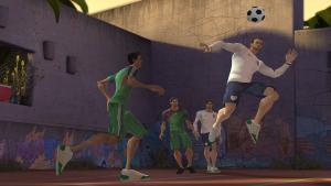 миниатюра скриншота FIFA Street 3