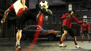 миниатюра скриншота FIFA Street 2