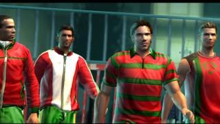 Скриншоты  игры FIFA Street (2005)