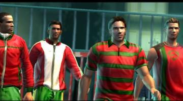 Скриншот FIFA Street (2005)
