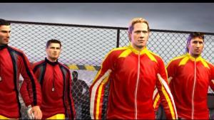 миниатюра скриншота FIFA Street (2005)