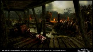 Скриншот Dark Eye: Demonicon, the