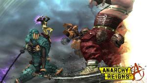 миниатюра скриншота Anarchy Reigns