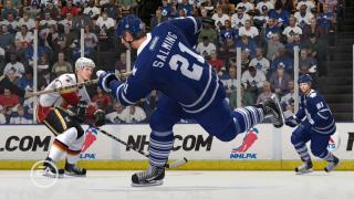 Скриншоты  игры NHL 12