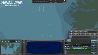 Скриншоты  игры Naval War: Arctic Circle