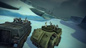 миниатюра скриншота WarHawk (2007)