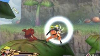 Скриншоты  игры Naruto Shippuden 3D: The New Era