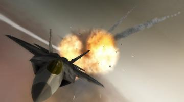 Скриншот Ace Combat 3D