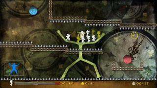 Скриншоты  игры Leedmees