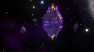 Скриншоты  игры Sword of the Stars 2: The Lords of Winter