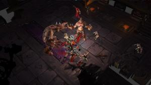 миниатюра скриншота Warrior's Lair