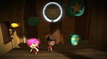 Скриншот LittleBigPlanet (2012)