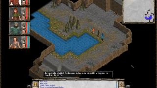 Скриншоты  игры Avernum: Escape from the Pit