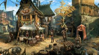 Скриншоты  игры Dark Eye: Chains of Satinav, the