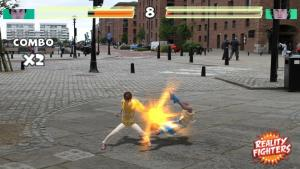 миниатюра скриншота Reality Fighters