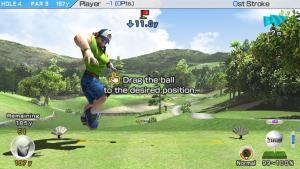 миниатюра скриншота Hot Shots Golf: World Invitational