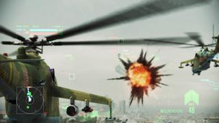 Скриншоты  игры Ace Combat: Assault Horizon