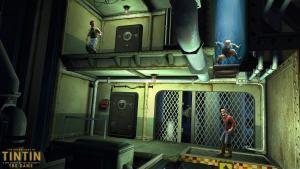 миниатюра скриншота Adventures of Tintin: The Game, the