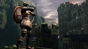 Скриншот Dark Souls