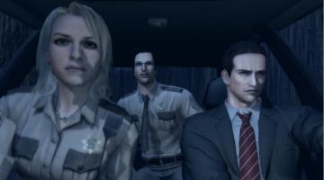 Скриншот Deadly Premonition