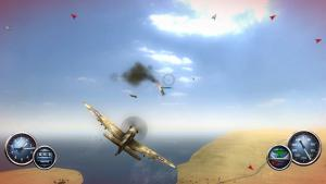 миниатюра скриншота Dogfight 1942