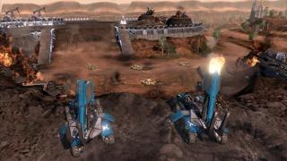 Скриншоты  игры End of Nations