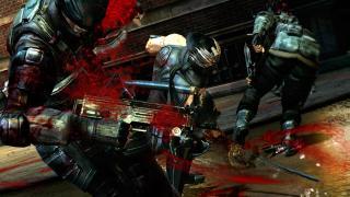 Скриншоты  игры Ninja Gaiden 3