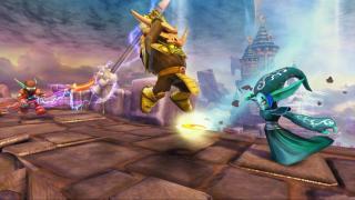 Скриншоты  игры Skylanders: Spyro's Adventure