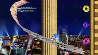 Скриншоты  игры Sonic the Hedgehog 4: Episode 1
