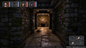 миниатюра скриншота Legend of Grimrock