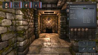 Скриншот Legend of Grimrock
