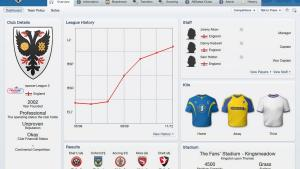 миниатюра скриншота Football Manager 2012