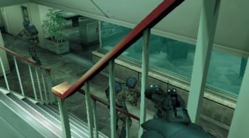 Скриншот Metal Gear Solid 2: Substance