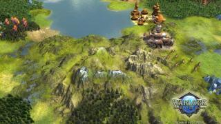 Скриншот Warlock: Master of the Arcane