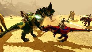 миниатюра скриншота Dino Storm