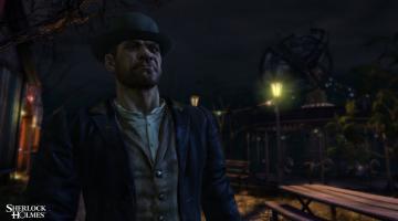 Скриншот Testament of Sherlock Holmes, the
