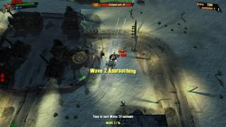 Скриншоты  игры Wasteland Angel