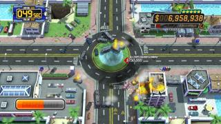 Скриншот Burnout CRASH!