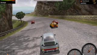 Скриншот Need for Speed: Porsche Unleashed