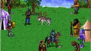 миниатюра скриншота Heroes of Might and Magic