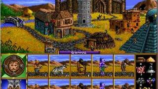 Скриншот Heroes of Might and Magic