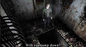 Скриншот Silent Hill 2