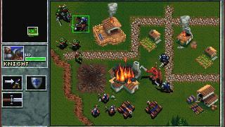 Скриншоты  игры Warcraft: Orcs & Humans