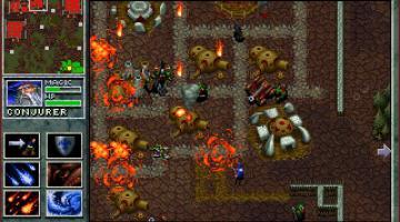 Скриншот Warcraft: Orcs & Humans