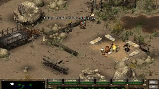 Скриншот Fallout Tactics: Brotherhood of Steel