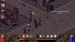 миниатюра скриншота Arcanum: Of Steamworks & Magick Obscura