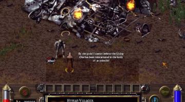 Скриншот Arcanum: Of Steamworks & Magick Obscura
